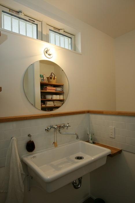 フルリノベーションAfter 洗面所